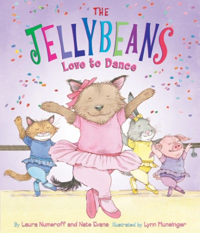 Jellybeans Love to Dance