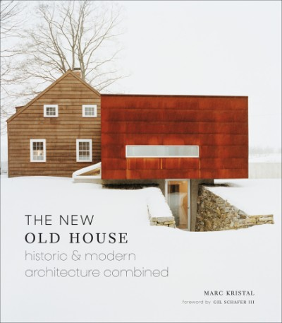 New Old House Historic & Modern Architecture Combined