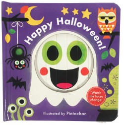 Happy Halloween! (A Changing Faces Book)