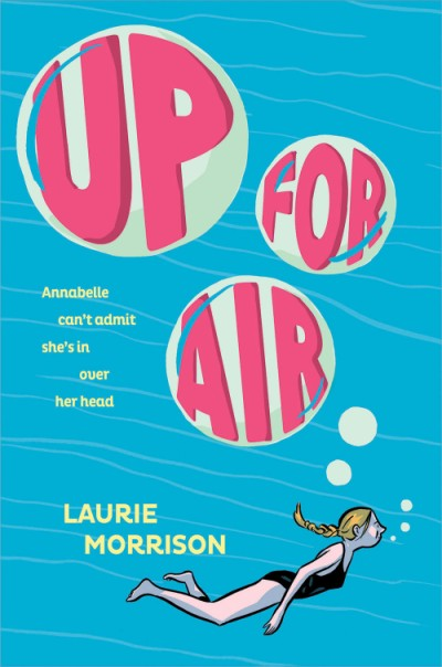 Cover art for the book entitled Up for Air