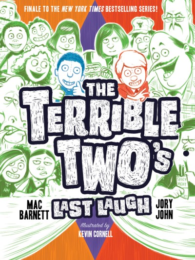Terrible Two's Last Laugh