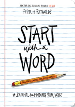 Start with a Word (Guided Journal) A Journal for Finding Your Voice