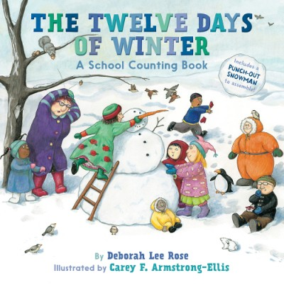 Twelve Days of Winter A School Counting Book