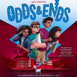 Odds & Ends (The Odds Series #3)