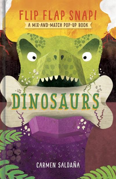 Flip Flap Snap! Dinosaurs