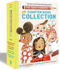 Questioneers Chapter Book Collection