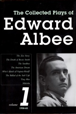 Collected Plays of Edward Albee, Volume 1 1958-1965