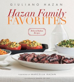 Hazan Family Favorites Beloved Italian Recipes
