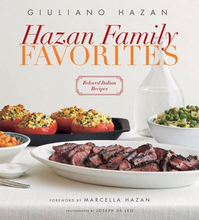 Hazan Family Favorites Beloved Italian Recipes