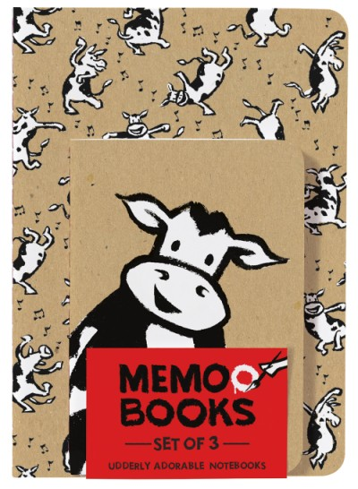Holy Cow, I Sure Do Love You! A Little Book That's Oddly Moo-ving