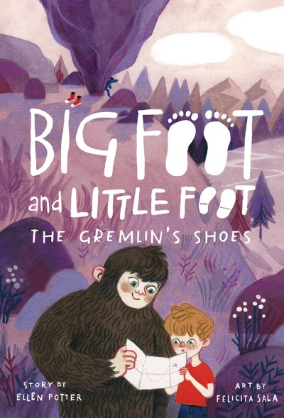 Gremlin's Shoes (Big Foot and Little Foot #5)