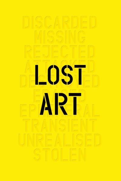Lost Art Missing Artworks of the Twentieth Century