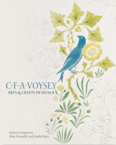 C.F.A. Voysey Arts & Crafts Designer