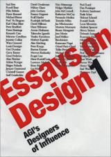 Essays on Design Agis Designers of Influence