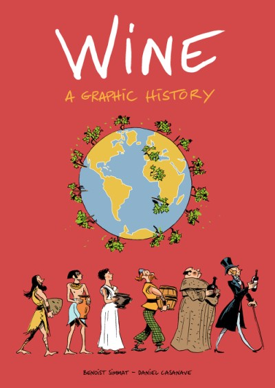 Wine A Graphic History