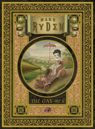 Gay '90s  A Portfolio: 24 Plates
