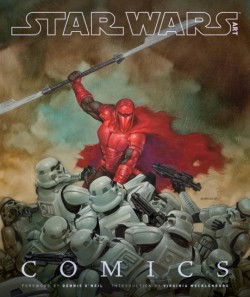 Star Wars Art: Comics (Star Wars Art Series)