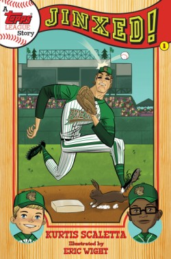 Topps League Story Book One: Jinxed!
