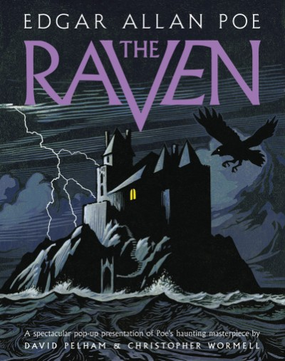 Raven A Pop-up Book