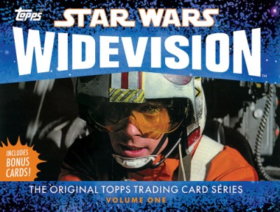 Star Wars Widevision The Original Topps Trading Card Series, Volume One