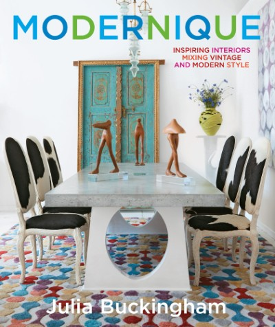 Modernique Inspiring Interiors Mixing Vintage and Modern Style