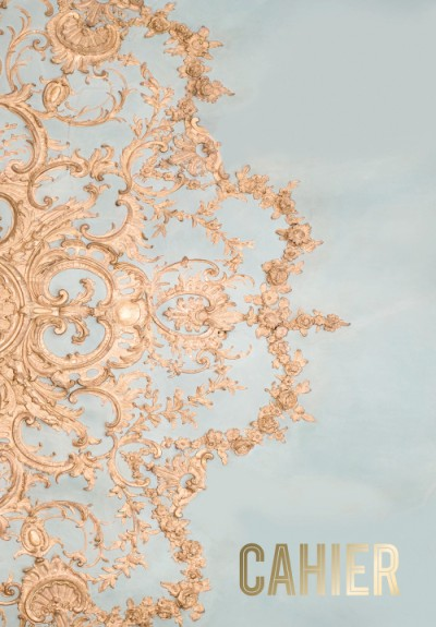Paris in Bloom Notebook (Floral Ceiling)