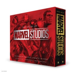 Marvel Studios: The First Ten Years The Definitive Story Behind the Blockbuster Studio