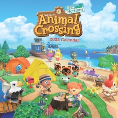 Animal Crossing: New Horizons 2022 Wall Calendar