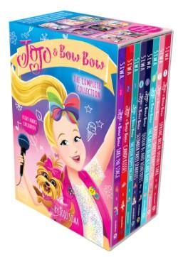 JoJo and BowBow Box Set (Books 1-8)