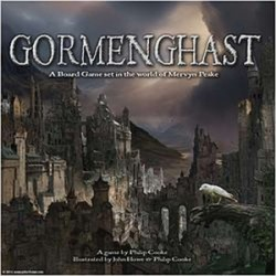Gormenghast the Game A Board Game Set in the World of Mervyn Peake