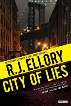 City of Lies A Thriller