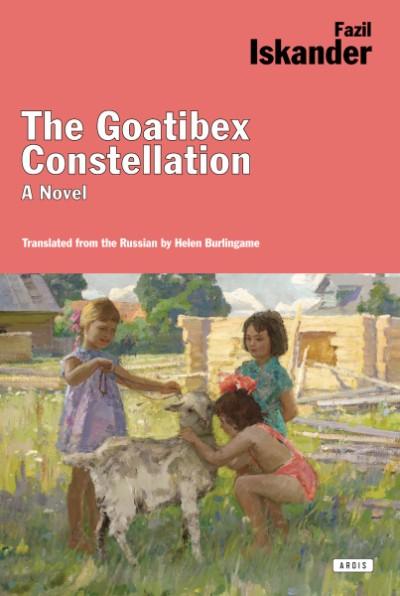 Goatibex Constellation A Novel