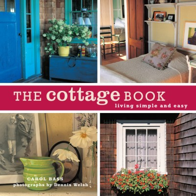 Cottage Book Living Simple and Easy