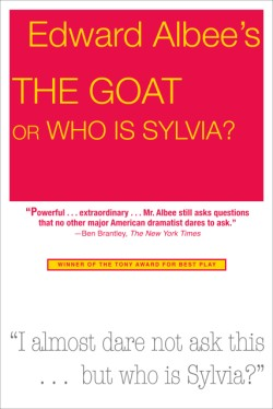 Goat, or Who Is Sylvia? Broadway Edition