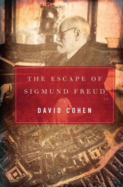 Escape of Sigmund Freud