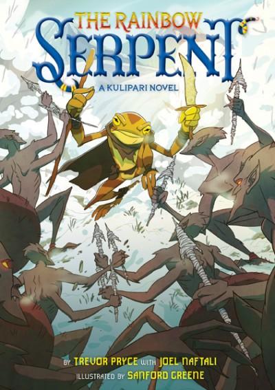 Rainbow Serpent (A Kulipari Novel #2)