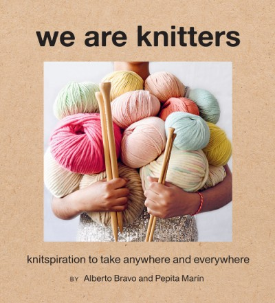 We Are Knitters Knitspiration to Take Anywhere and Everywhere