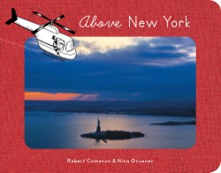 Above New York Postcard Book