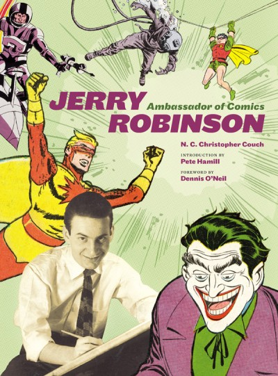 Jerry Robinson Ambassador of Comics