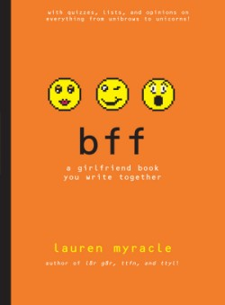 bff a girlfriend book you write together