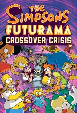 Simpsons Futurama Crossover Crisis