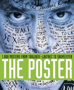 Poster 1,000 Posters from Toulouse-Lautrec to Sagmeister