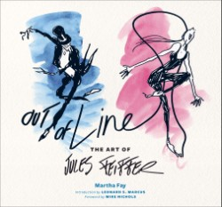 Out of Line The Art of Jules Feiffer