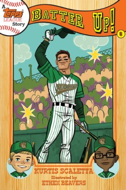 Topps League Story Book Six: Batter Up!
