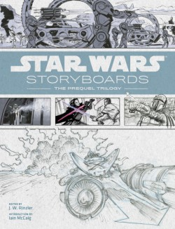 Star Wars Storyboards The Prequel Trilogy