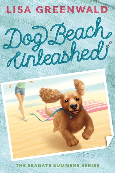 Dog Beach Unleashed (The Seagate Summers #2)