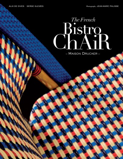 French Bistro Chair Maison Drucker