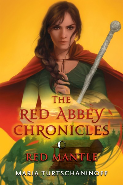 Red Mantle The Red Abbey Chronicles Book 3