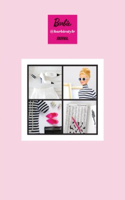Barbie Style Hardcover Journal