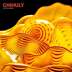 Chihuly 2020 Wall Calendar